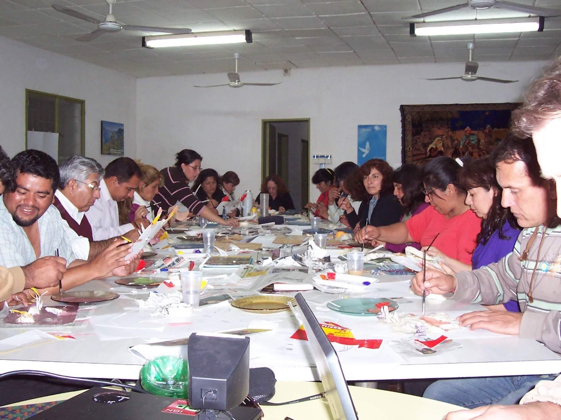 Capacticaciones EIB Fundacion Escolares 3