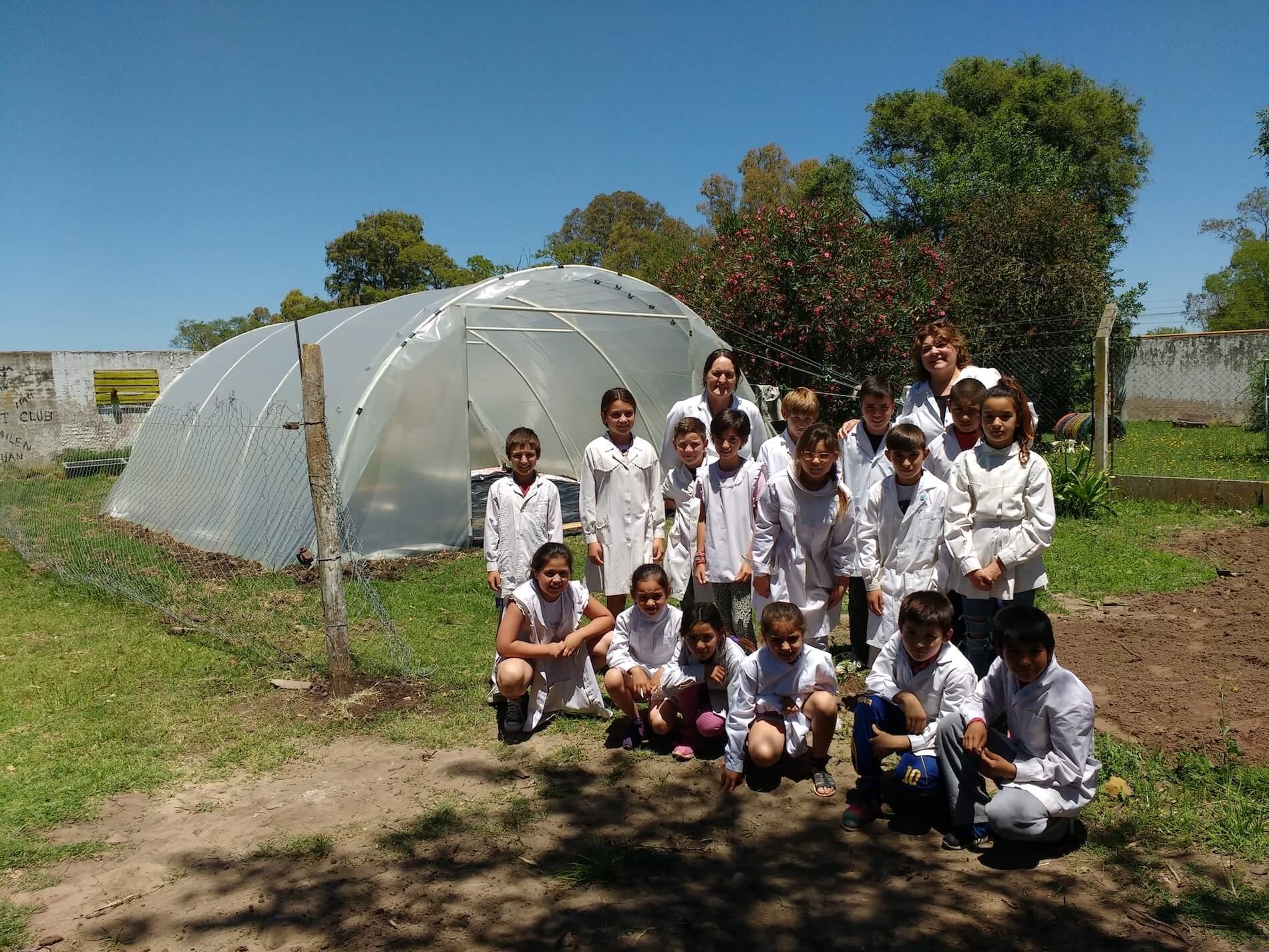Proyectos escuela Fundacion Escolares 17